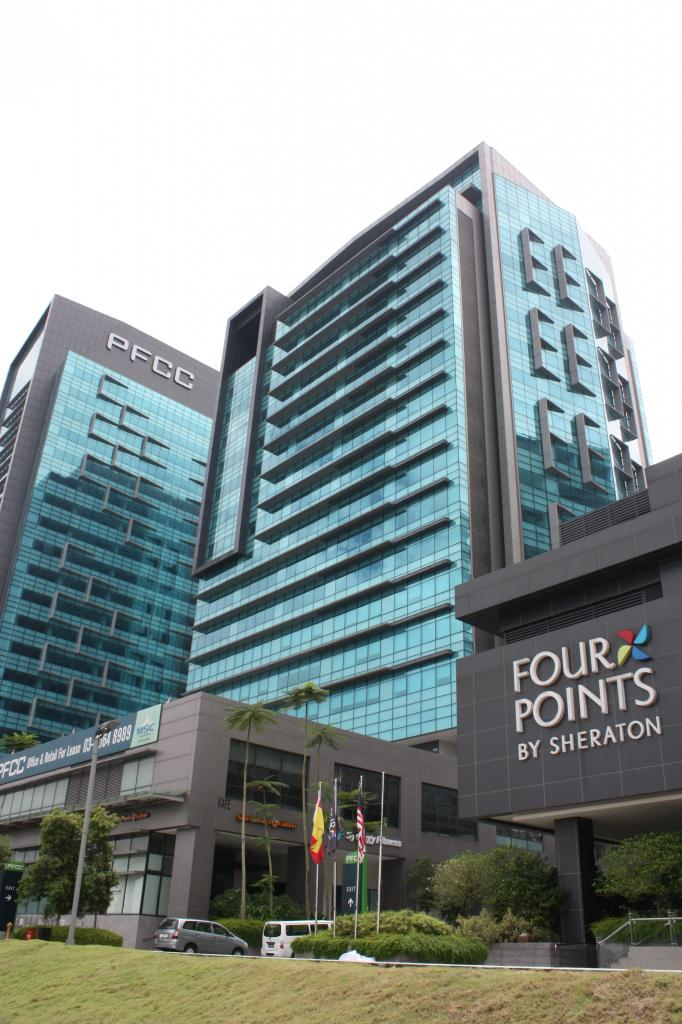 PFCC – Puchong Financial Corporate Centre office space